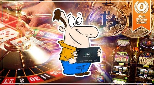 Bitcoin slots kommer snart