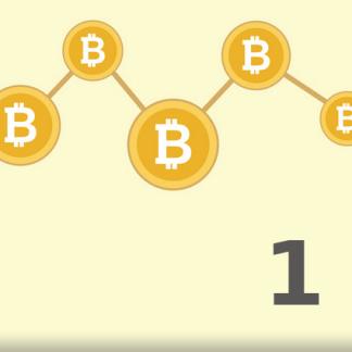 BTC address shortest path blockchain