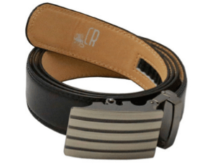 A belt without holes. It could last forever. Source: Completely Royal