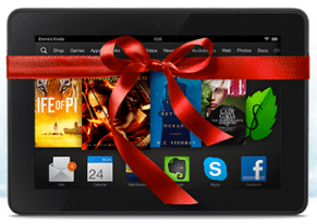 SnapCard can allow you to buy things like the Kindle Fire HDX from Amazon. Source: Amazon