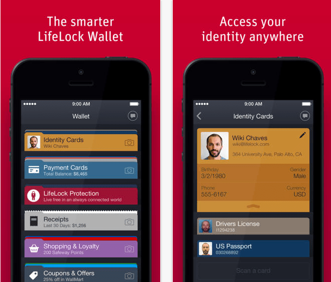 lifelock-wallet