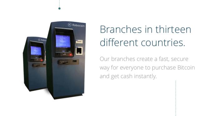 Robocoin ATMs