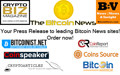 Bitcoin News Network – 9 leading Bitcoin News websites partnering for Press Releases!