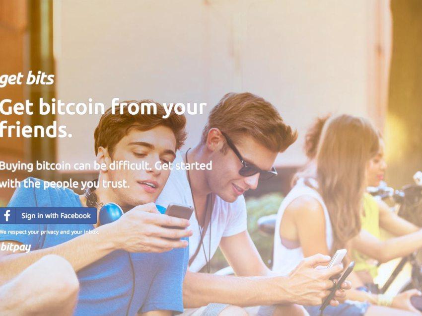Help your friends get bits — Facebook, meet Bitcoin