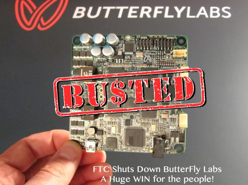 Butterfly Labs – An end to the lies and deception