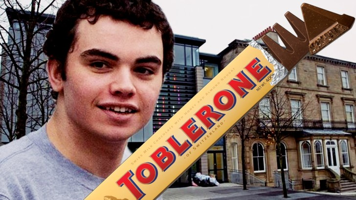 CRIME: Psycho Bomber: Buying a Glock with Bitcoin Was 'Like Buying Bar of Chocolate'