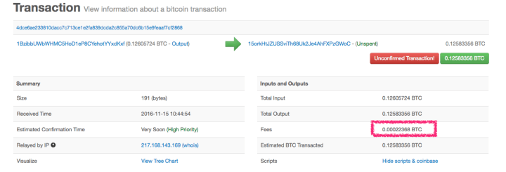 Bitcoin transaction fees: what are they & why should you care?