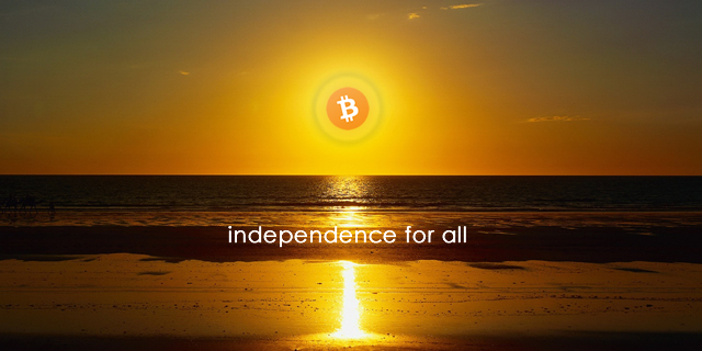 Bitcoin Independence 2018