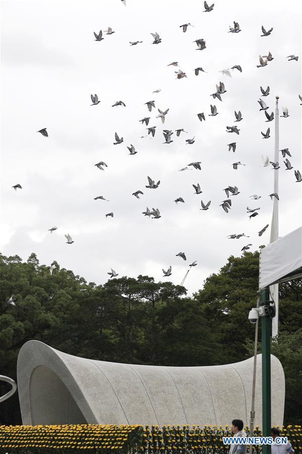 JAPAN-HIROSHIMA-ATOMIC BOMB-ANNIVERSARY