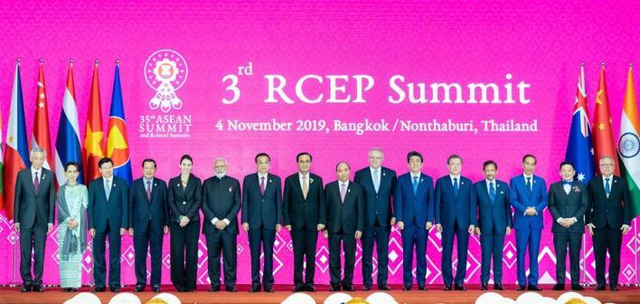 THAILAND-BANGKOK-LI KEQIANG-RCEP SUMMIT