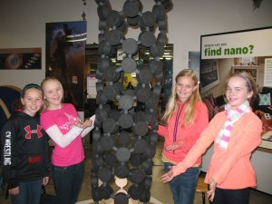 Palouse Discovery Science Center, interactive science exhibits