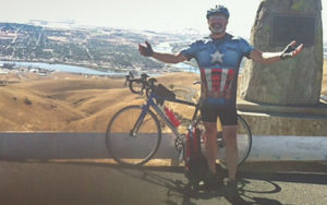 Jim Boland - Biking In The Palouse