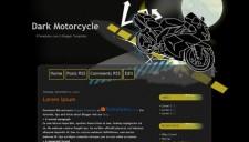 Dark Motorcycle