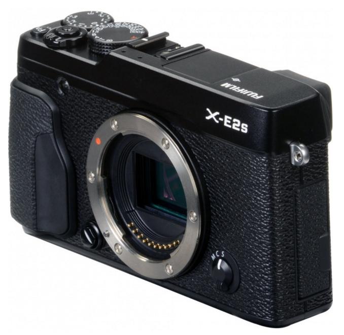 Беззеркальный фотоаппарат Fujifilm X-E2S Body - купить   цены   обзоры и тесты   отзывы ...