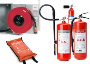 brannslukningsutstyr