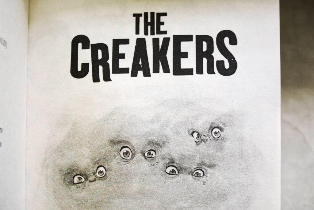 nauka angielskiego inaczej - książka młodzieżowa - the creakers - tom fletcher - bthegreat.pl