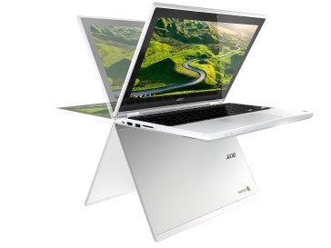 Acer Chromebook R 11 Convertible 11 6 Inch HD Touch Intel Celeron N3150 4GB DDR3L 32GB Chrome CB5 132T C1LK 3