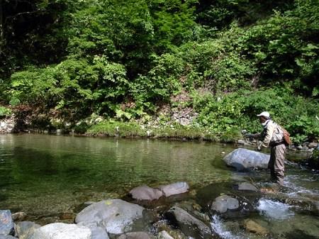 奥羽の溪へ