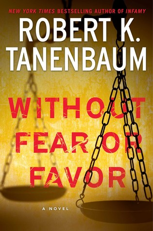 Without Fear or Favor by Robert K. Tanenbaum book cover