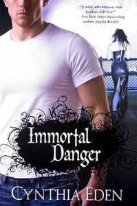 Immortal Danger cover