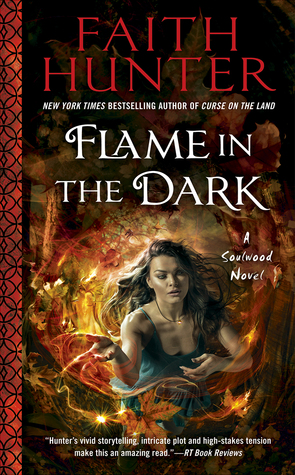 Flame in the Dark cover