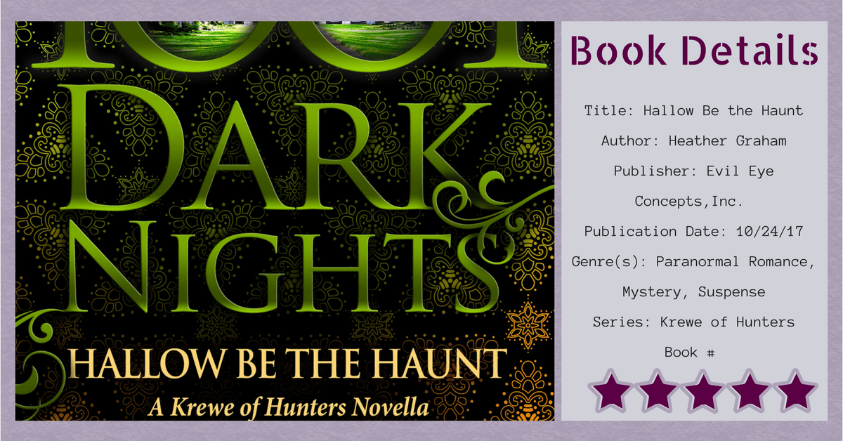 Hallow Be the Haunt book details