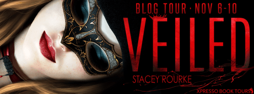 Veiled tour banner