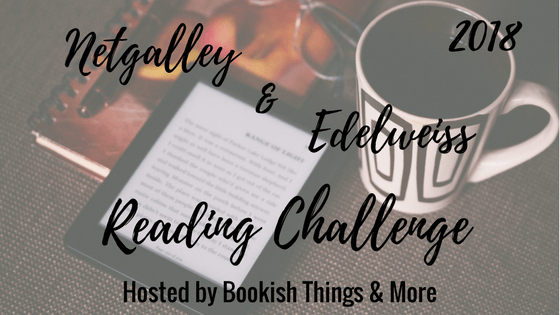Netgalley and Edelweiss reading challenge