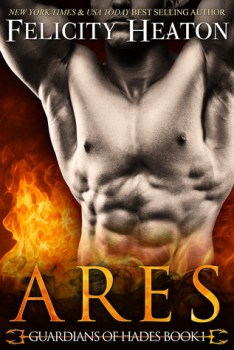 Book Cover Image for ARES by Felicity Heaton