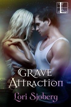 Grave Attraction by Lori Sjoberg cover