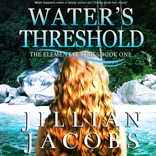 Water's Threshold by Jillian Jacobs book cover