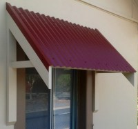 Door Canopy Plans | Flat Roof Canopy | Cabin | Pinterest ...