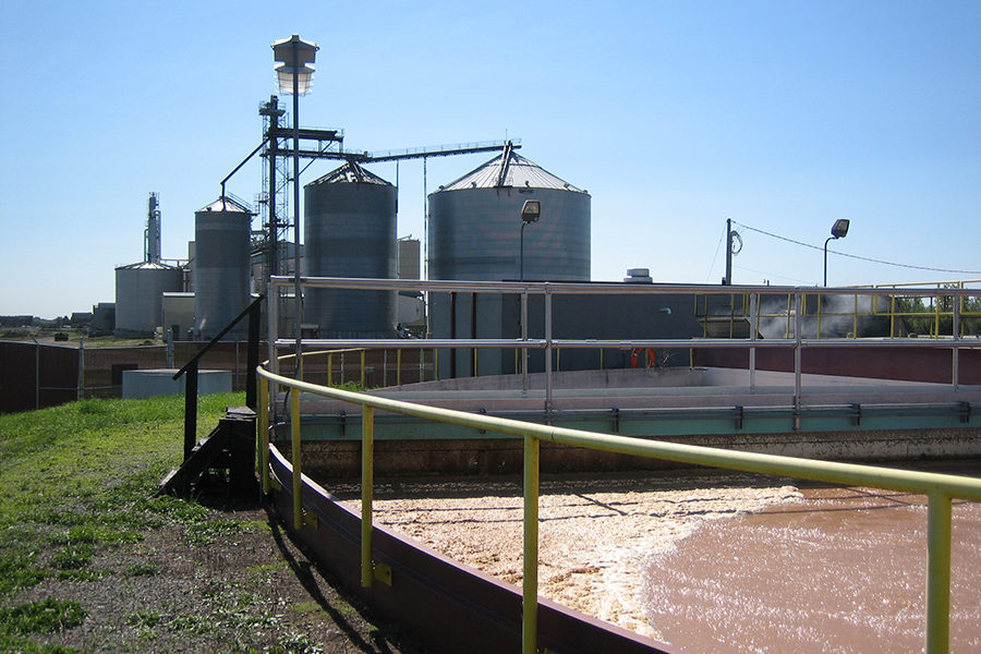 Rural Water Treatment Facility