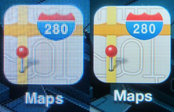 Разрешение экрана iPhone для iPhone 4 составляет 960 × 640 пикселей, предыдущий iPhone – 480 × 320 пикселей.