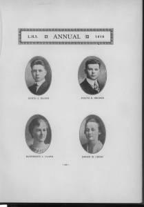 1919 graduates