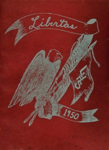 Libertas Yearbook for 1950
