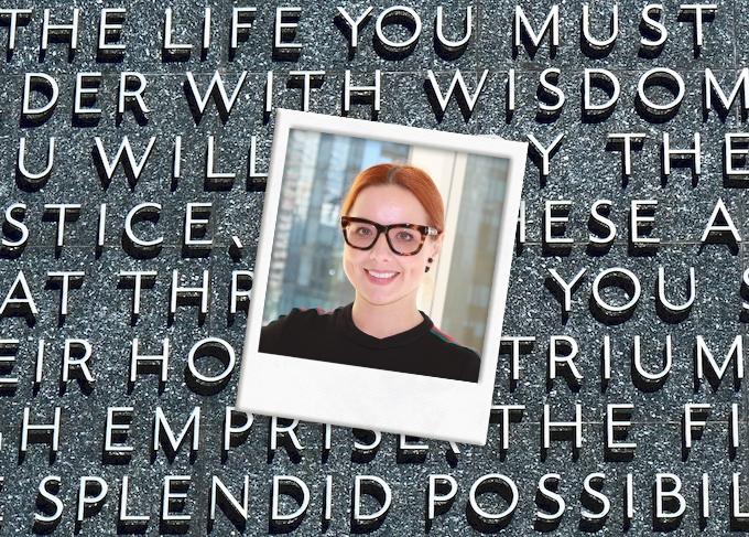 Alumni Spotlight: Elena Elkina