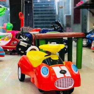 Plasma Car / Twister Push Car