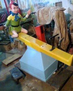 Seesaw Token Toys Jhoola