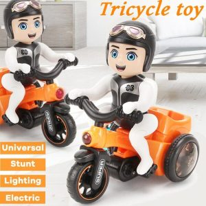 Stunt Tricycle toy