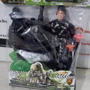 Army Fighter Complete Set