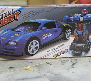 Bugatti Transformer Car