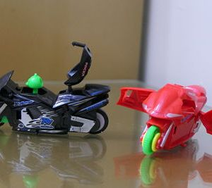 Pack of 2 Motor Bike