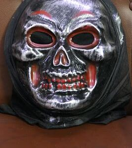 3D Ghost Facemask 4D Colors