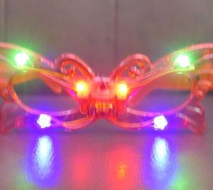3D Glowing Glasses