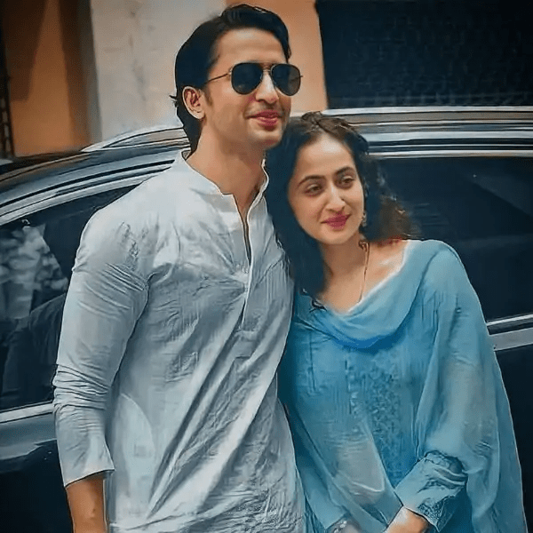 Shaheer Sheikh Ties a Knot with Ruchikaa Kapoor