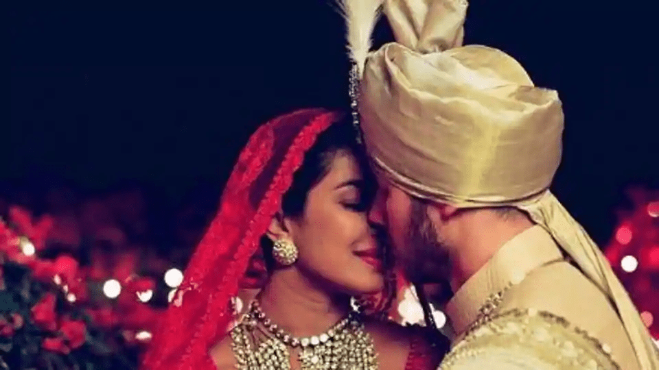 Priyanka Chopra 2nd Marriage Anniversary