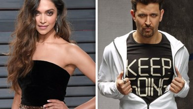 Hrithik Roshan and Deepika Padukone Film