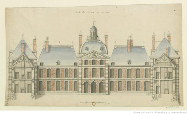 Architecture Le Château de Maisons Mansart