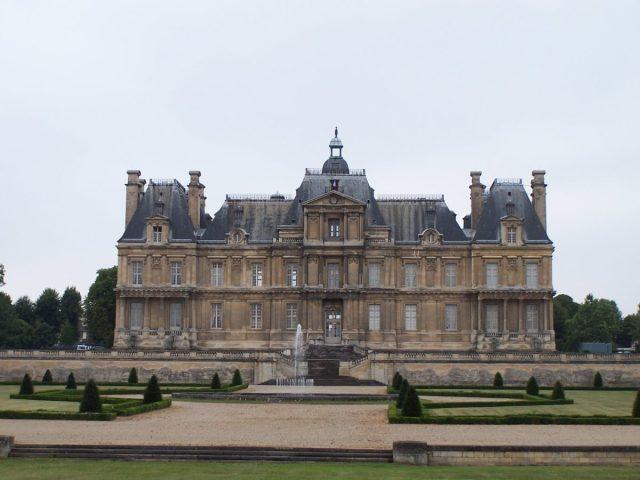 photo HQ du Château de Maisons Mansart